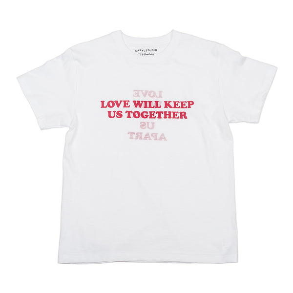'Love Will...' t-shirt