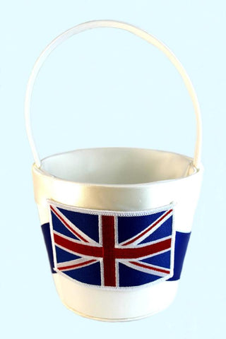 Great Britain Wedding Flower Basket