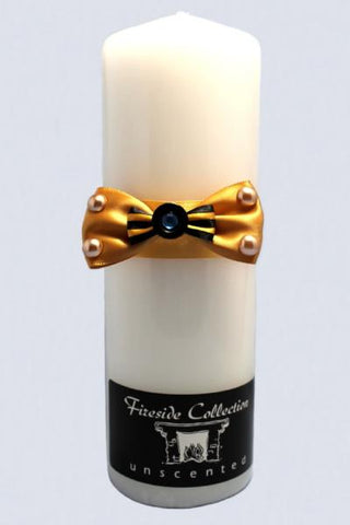 """Time Travel"" Wedding Unity Candle"