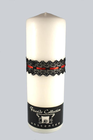 Gothic Wedding Unity Candle