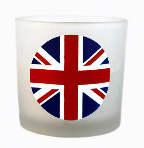 """Great Britain"" Wedding Candle Favours"