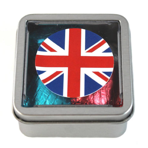 """Great Britain"" Wedding Sweet Favour Tins"
