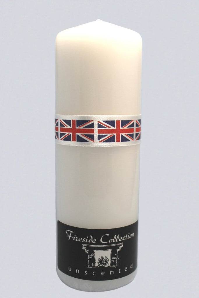 Great Britain Wedding Unity Candle
