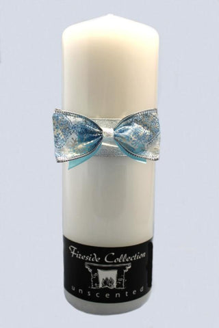 """Winter Wedding"" Unity Candle"
