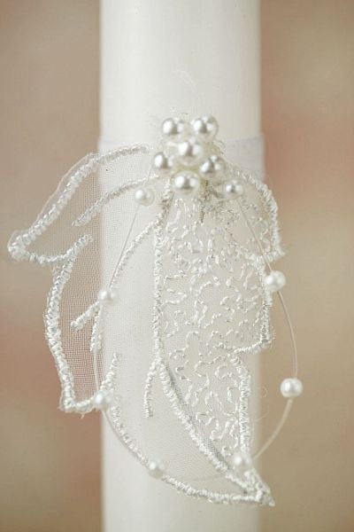 Western Style Wedding Tapers