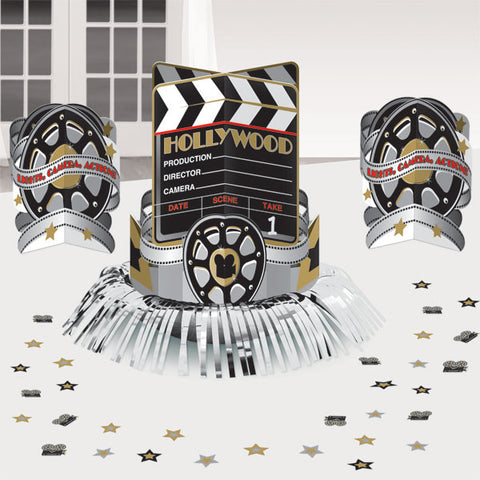 Hollywood Table Centrepiece Decoration Kit
