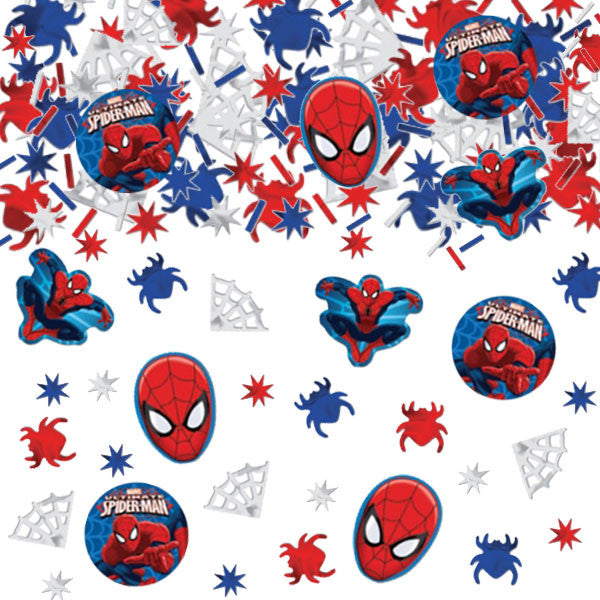 Spiderman 3 Variety Table Confetti
