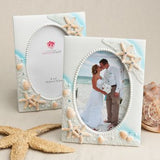 """Life's a Beach"" Wedding Frame / Table Number Holder"