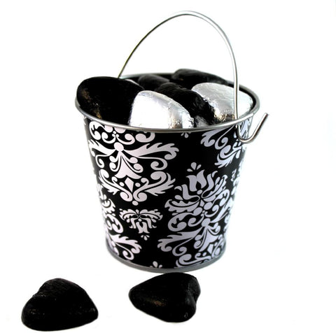 Damask Wedding Favour Tins