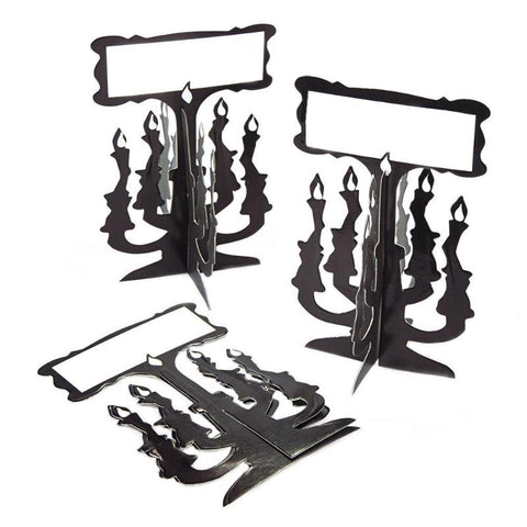 Candelabra Place cards - pack of 12