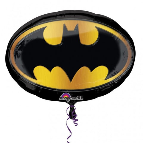 Batman Emblem Supershape Foil Balloon 27""