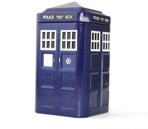 Dr Who Wedding Tardis Mint Favour Tins