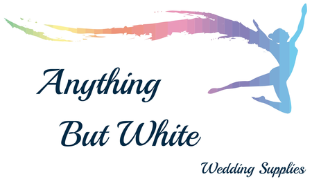 Anything But White Weddings