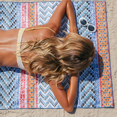 Tesalate - The Alchemist Beach Towel