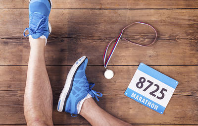 Your marathon race checklist
