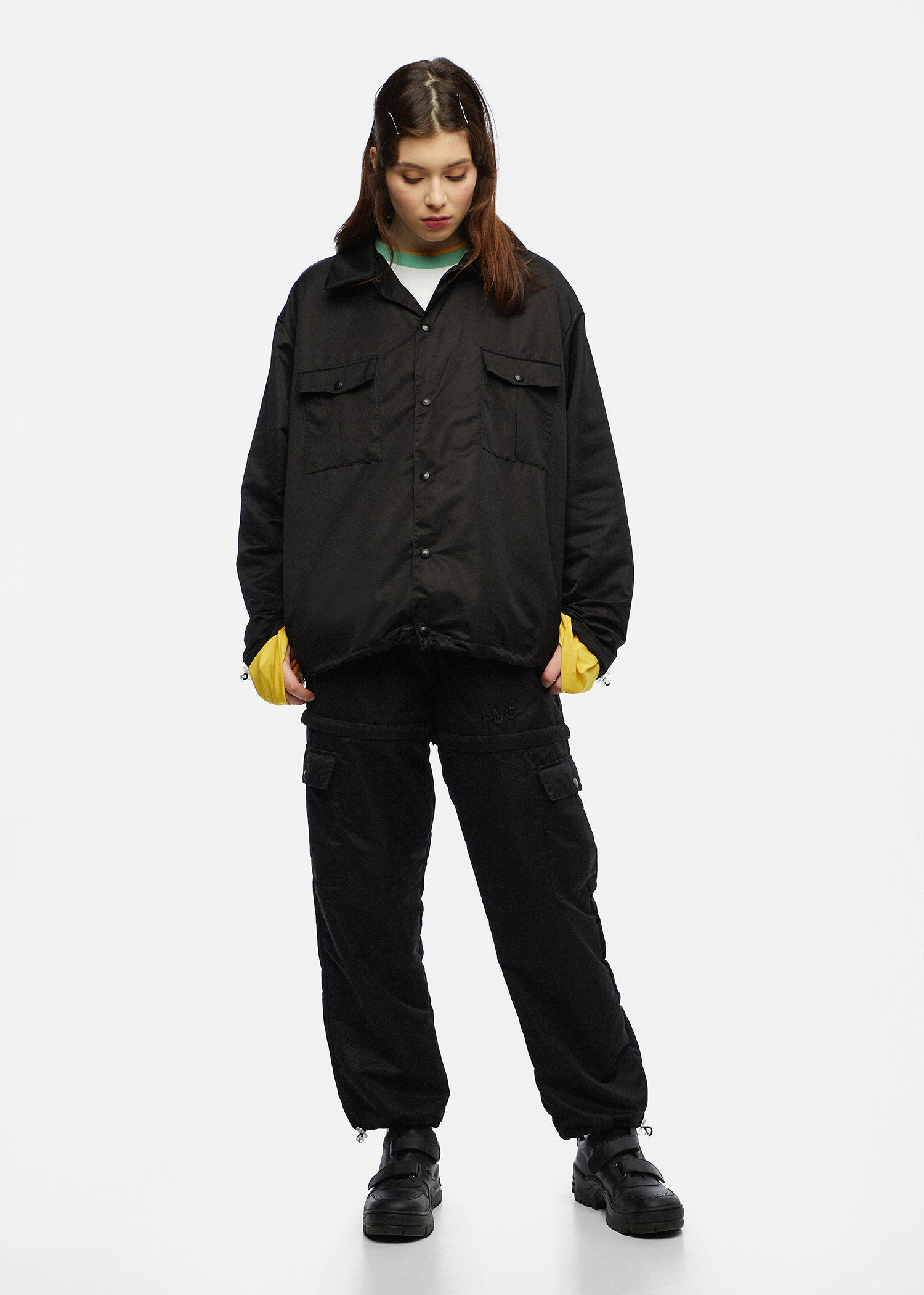 JOE NYLON JACKET