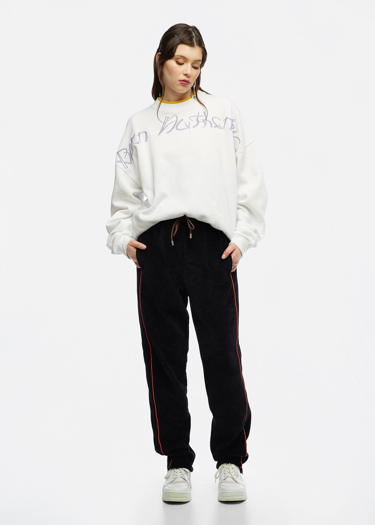 PHOEBE TRACKSUIT TROUSERS