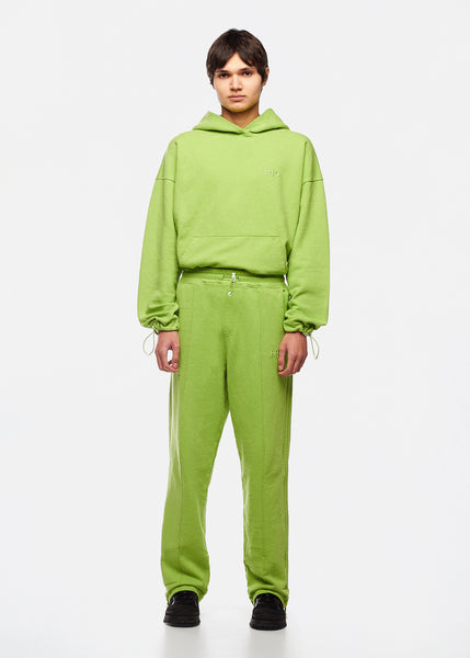 PETRUS GREEN TRACK TROUSERS