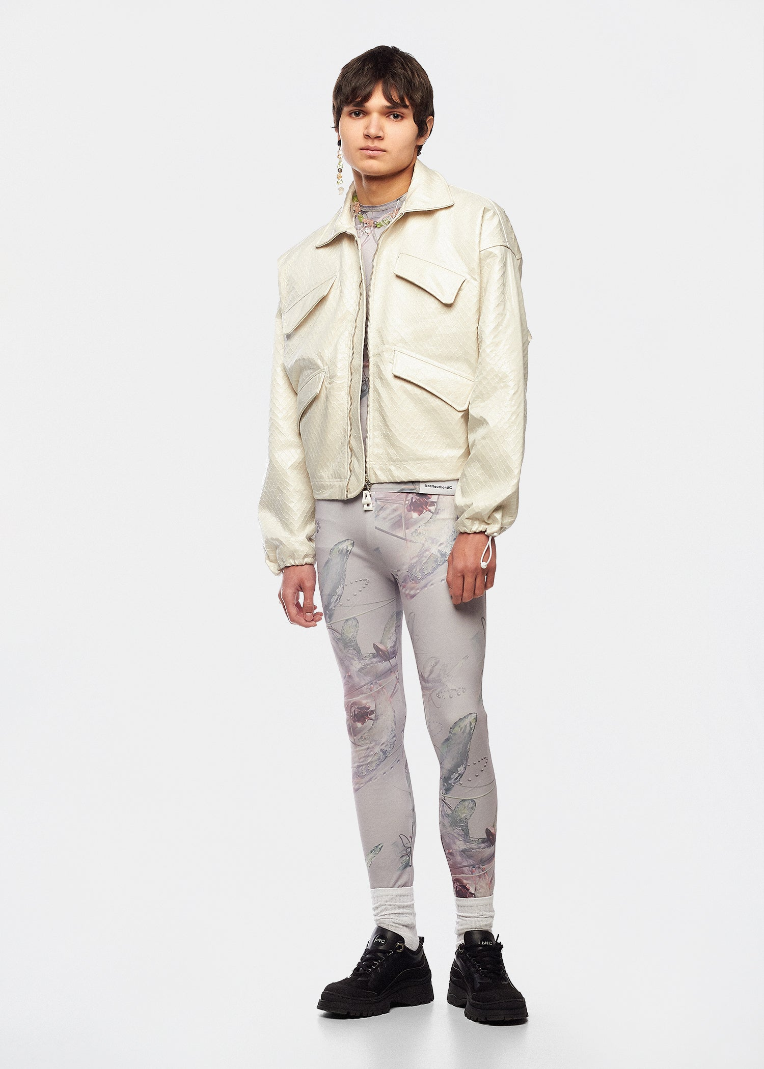 JOSEPH TECHNO OFF-WHITE