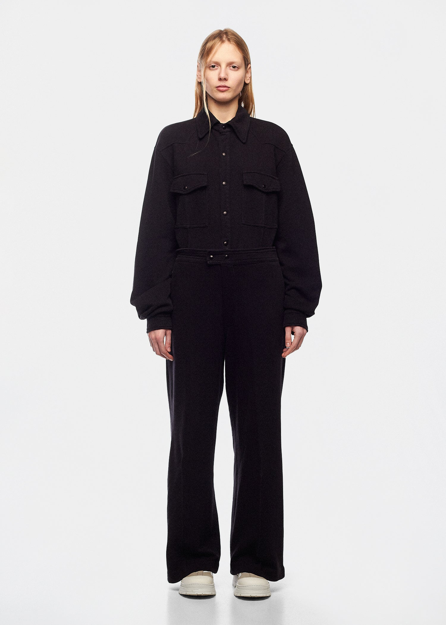 PENELOPE BLACK TROUSERS