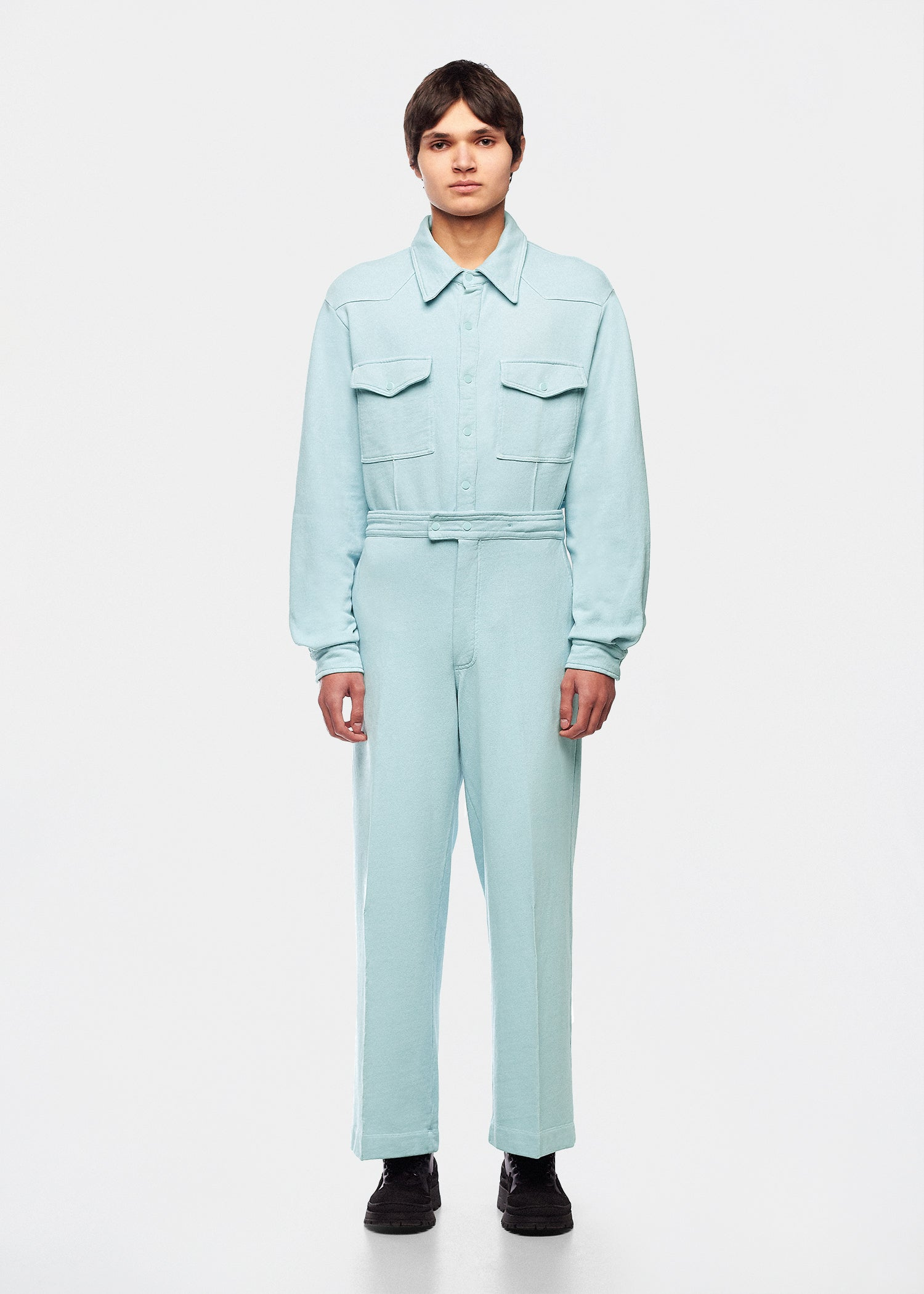 PENELOPE BLUE TROUSER