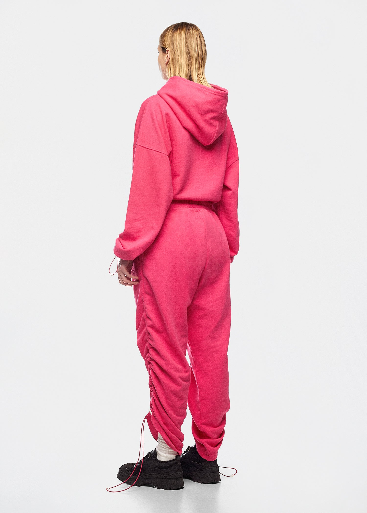 PETRUS PINK TRACK TROUSERS