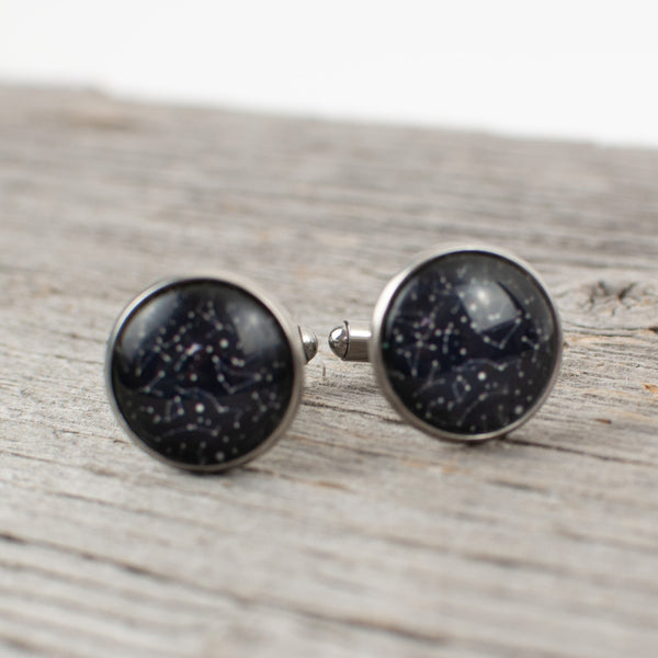 Constellation Cuff links - Lisa Young Design