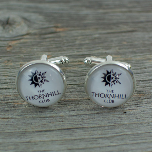 The Thornhill Club Cuff links - Lisa Young Design