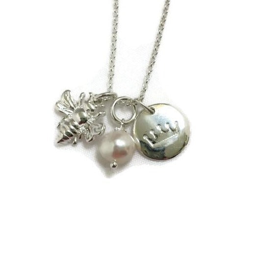 Queen Bee necklace - Lisa Young Design