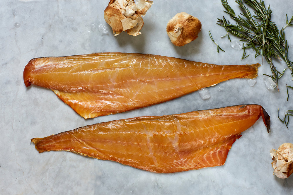 Oak Smoked Haddock