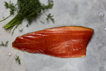 Oak Smoked Trout