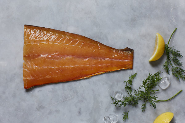 Oak Smoked Haddock 300g