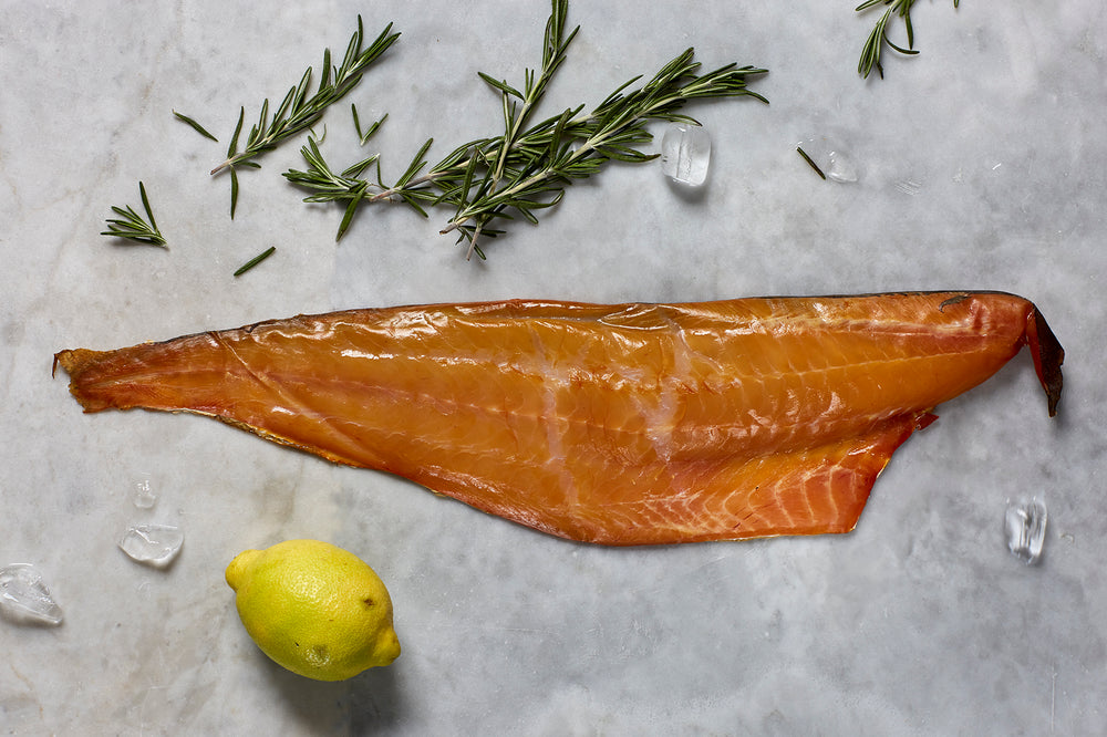 Oak Smoked Haddock 600g