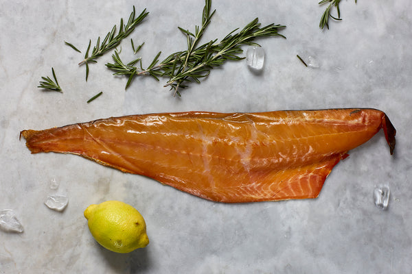 Christmas Oak Smoked Haddock 600g