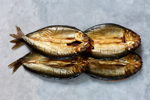 Christmas Oak Smoked Kippers 2kg