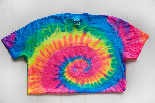 Secret Smokehouse Tie-Dye T-shirt