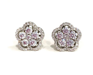Core Silver 925 Cubic Zirconia Earrings