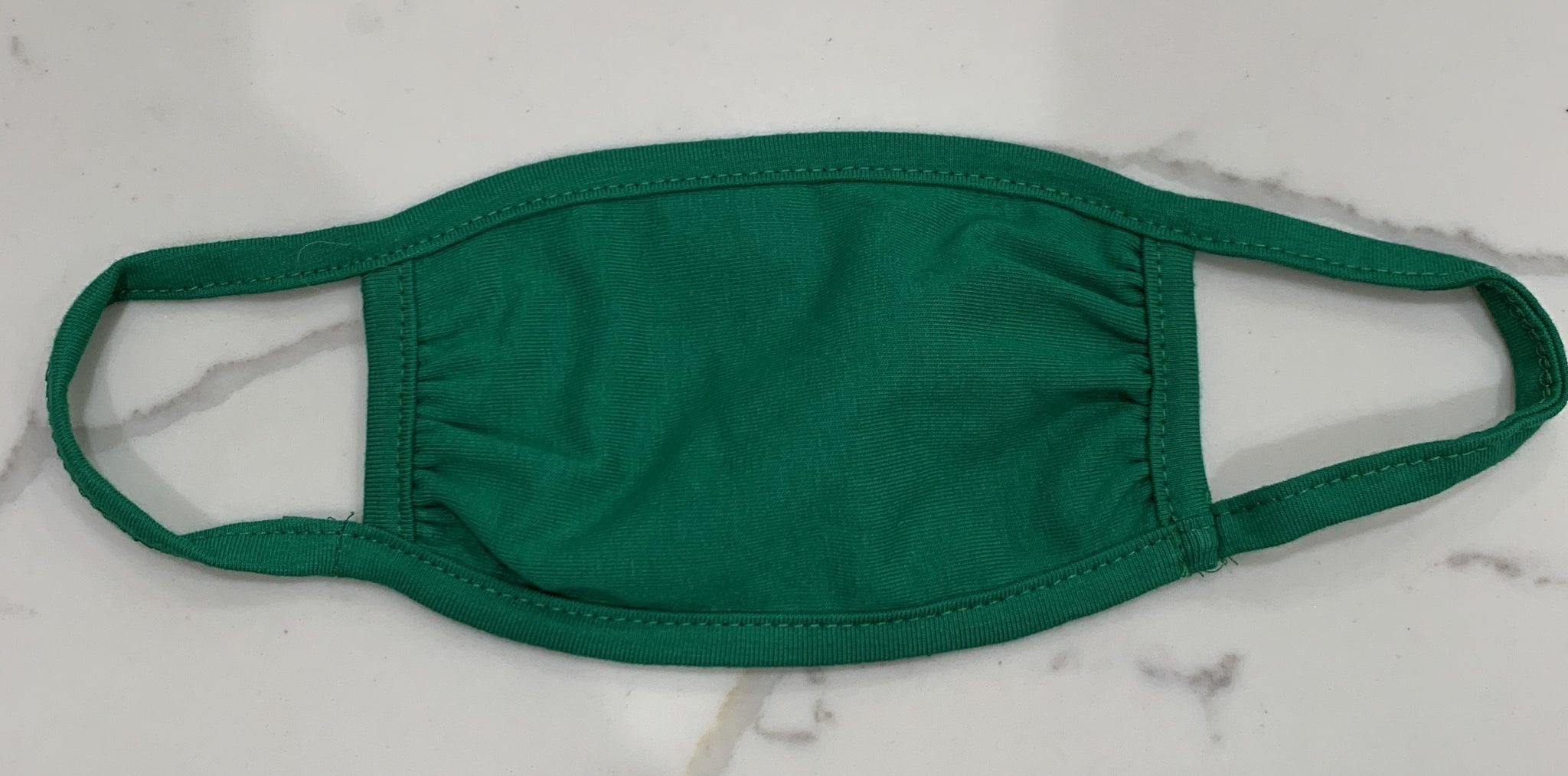 Childrens Emerald Face Mask