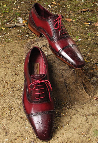 Paul Parkman Handmade Shoes Made With Love And Care!