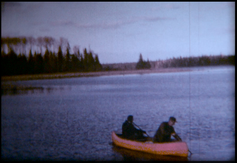 2 Men in a Canoe 1967