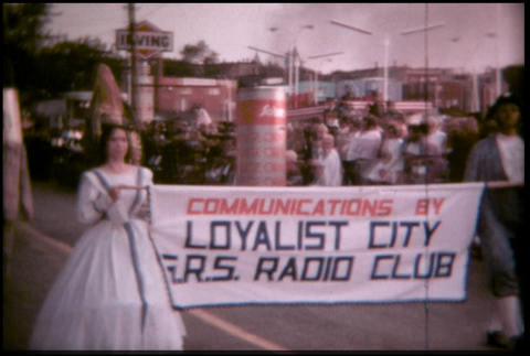 Irving and Loyalist Parade 1974