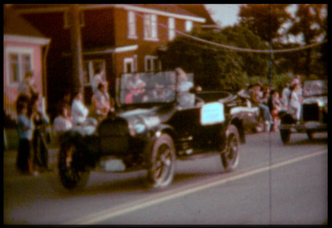 Loyalist Parade Saint John NB - 1974