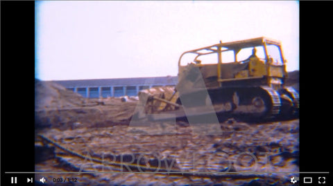Construction of Rodney terminal - Saint John NB - Bulldozer_1