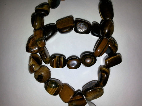 Tiger's Eye bracelet - Very Shari