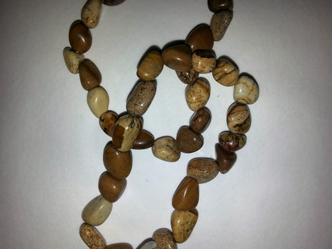Picture jasper bracelet - Very Shari