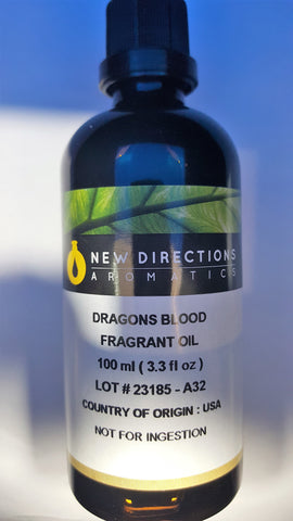 FRAGRANT OIL-DRAGONS BLOOD - Very Shari