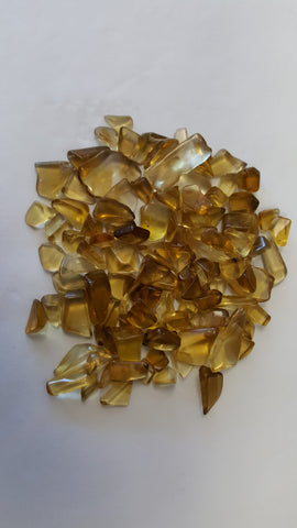 Citrine - Natural Tumbled - Very Shari
