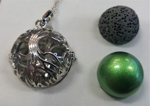 Harmony Ball Pendant Set-Tree of life - Very Shari