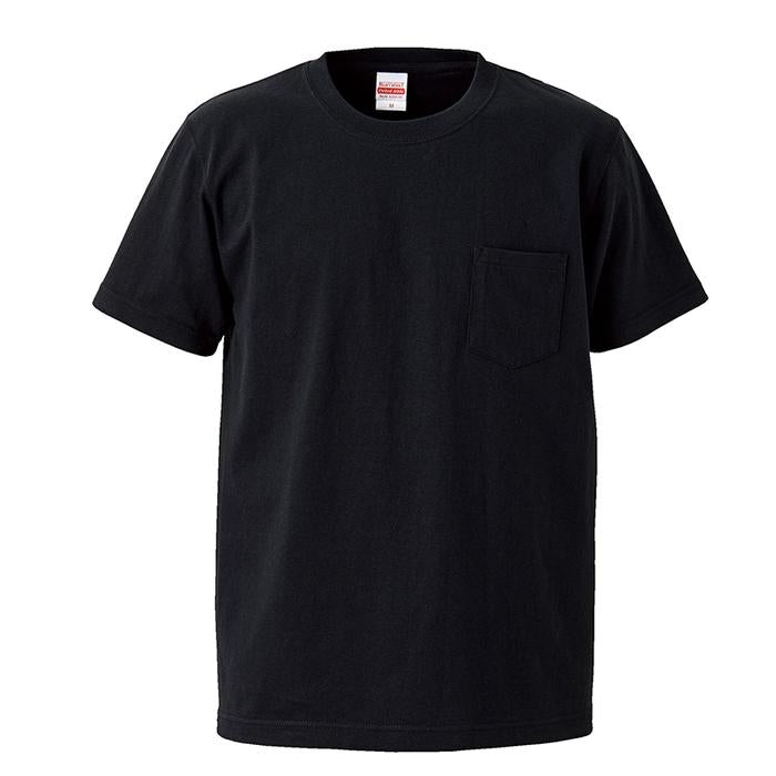 Heavy Weight Super Pocket T-SHIRT 4253-01頂級重磅厚質短袖口袋T恤