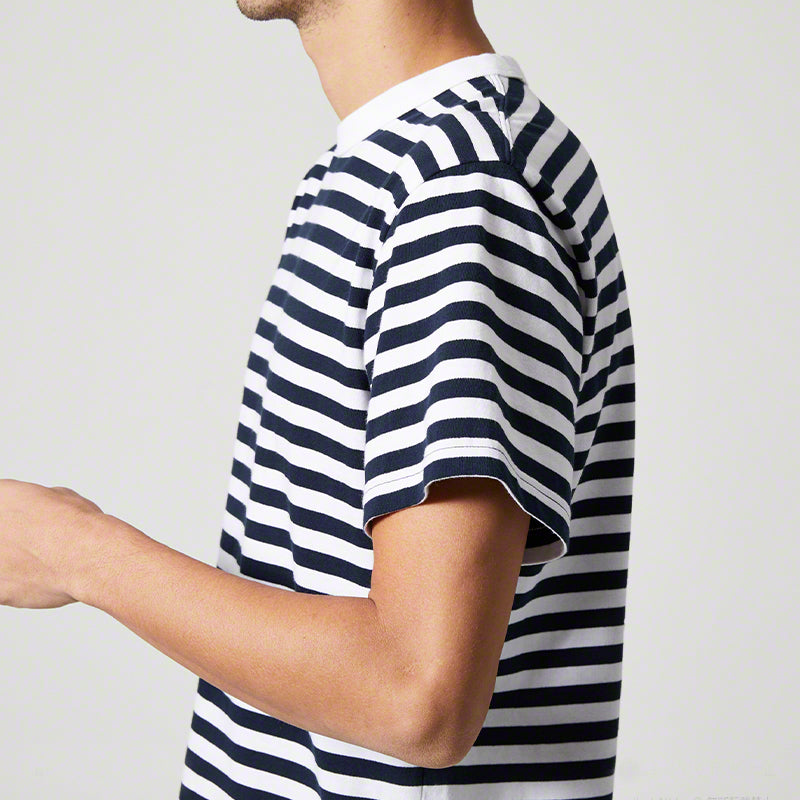 Ubran Label T-SHIRT 5625-01 橫條紋T恤